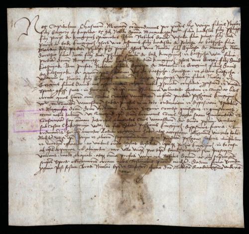 III-21: Čazmanski kaptol potvrđuje da su plemići od Kneginca izjavili, da se u parnici između njih i Varaždina pokoravaju presudi Hermana Celjskog