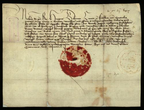 XI-144: Kralj Matija Korvin zabranjuje utjerivanje daće od hrastova i dasaka, koje se dopremaju Dravom u Varaždin.