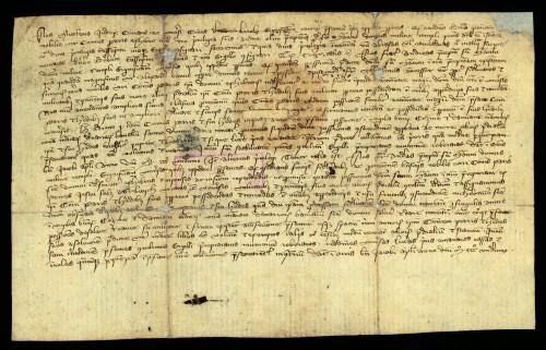 II-8: Nikolet, zagrebački sudac, prepisuje i potvrđuje županu Parisu dvije isprave predstojnika templarskog samostana sv. Martina od 1.VIII. 1311.