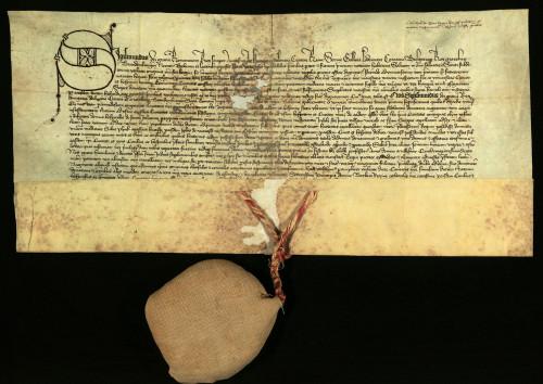 III-24: Kralj Sigismund prepisuje i potvrđuje svoju ispravu od 14.X. 1406., kojom nanovo potvrđuje gradu Varaždinu neke zemlje