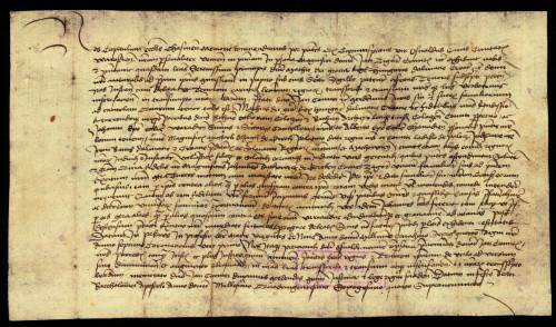 XI-138: Čazmanski kaptol prepisuje i potvrđuje ispravu kralja Matije Korvina od 04.08.1464., koja se odnosi na parnice Ivana Vitovca.