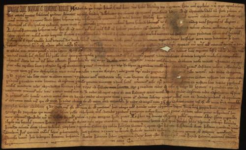 I-1: Kralj Andrija II. podjeljuje Varaždinu povlastice slobodnoga grada i određuje gradski teritorij