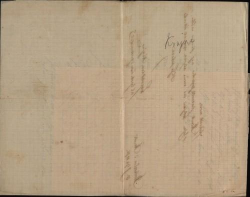 569 | Pismo Leopolda Martina Krajnca Ivanu Kukuljeviću