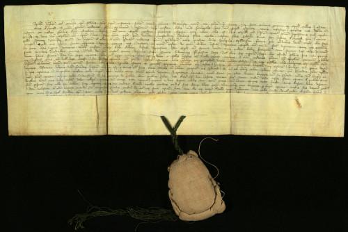 II-10: Zagrebački kaptol potvrđuje svoju ispravu od 28.III. 1369., kojom je prepisao i potvrdio ispravu karalja Bele IV. od 1220. o povlasticama grada Varaždina