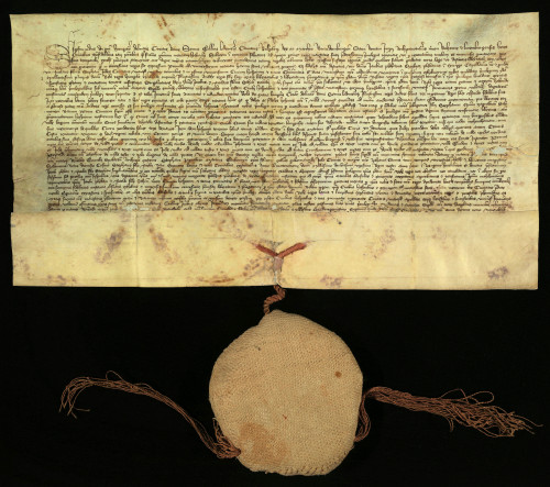 III-18: Kralj Sigismund prepisuje i potrđuije ispravu Bele IV. od god. 1220., kojom Bela potvrđuje Varaždinu povlastice slobodnoga grada