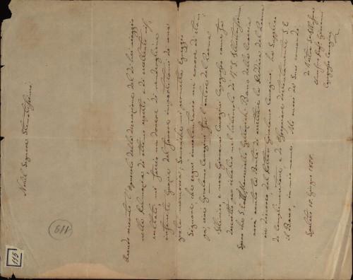 115 | Pismo Ivana Capogrosso Kavanjina Ivanu Kukuljeviću