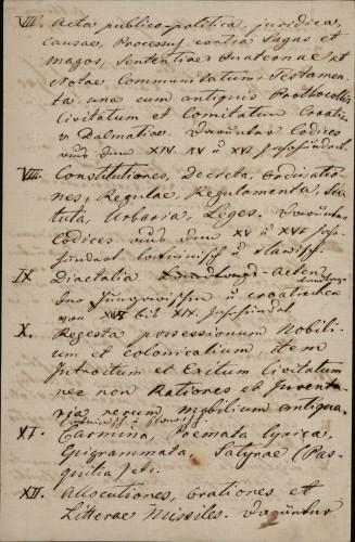 27 | Pismo tvrtke A. Ascher&Co Ivanu Kukuljeviću i koncept odgovora