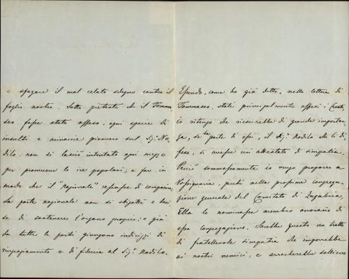 451 | Pismo Michela Klaića Ivanu Kukuljeviću